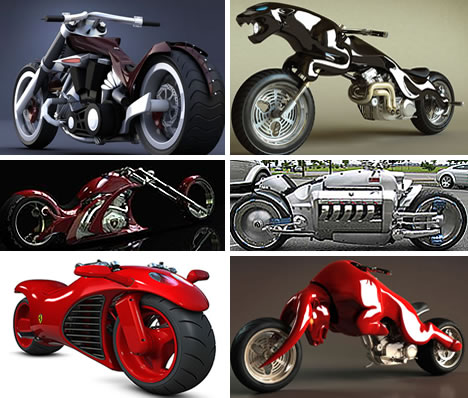 Concept Motorcycles 20 Bad Ass Bikes To Hope Get Built Urbanist