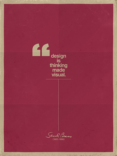 Communication art 15 awesome posters about design urbanist for House interior design quotes
