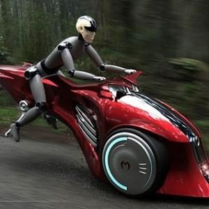 concept motorcycles bad bikes motorbike ass weburbanist 2009