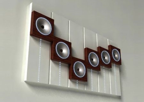 Amazing Audio 40 Sexy Speakers Sweet System Designs