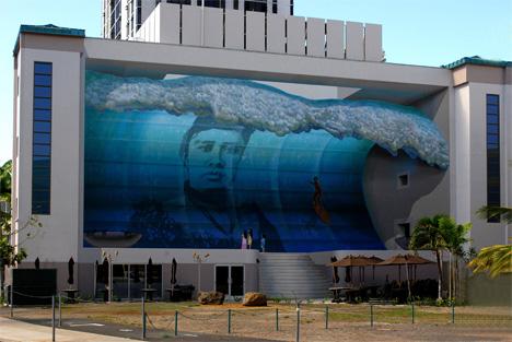 john pugh honolulu mural