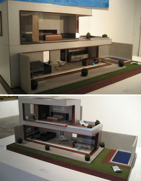 paris renfroe prefab dollhouse