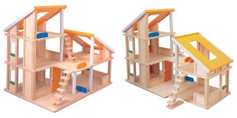 plan toys chalet dollhouse