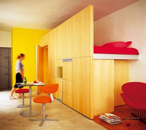 simple-loft-bedroom