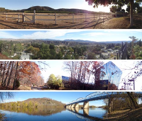 Panoramicated: Photo Contest for 10 New School Cameras