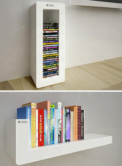soundshelf bookcase speakers