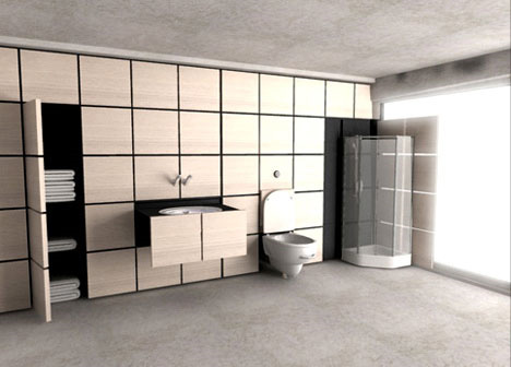 transforming modular bathroom design - Bathroom Designs Pictures