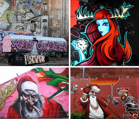 xmasgraffiti