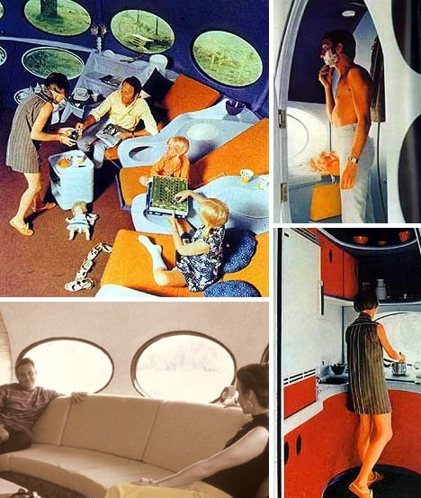 The Futuro House: Space Age Architecture Comes Home!