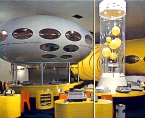 The Futuro House Space Age Ufo Architecture Comes Home