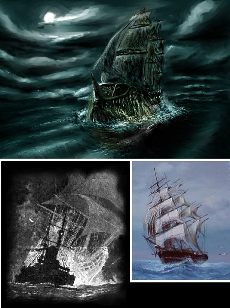 Ghost Ships: Ten Scary Spirits Of The Seven Seas   Urbanist