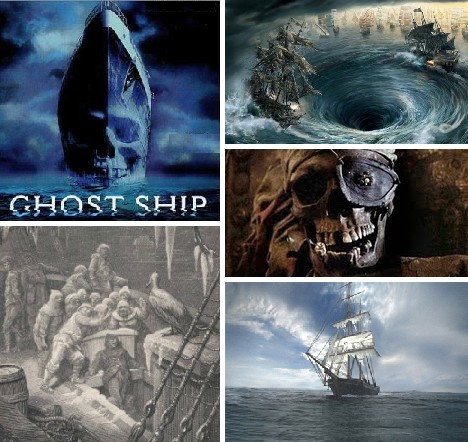 Ghost Ships: Ten Scary Spirits Of The Seven Seas | Urbanist