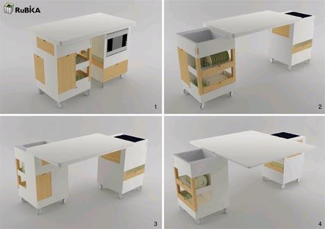 Livable Luxury 14 Creative Kitchen Interior Designs Urbanist