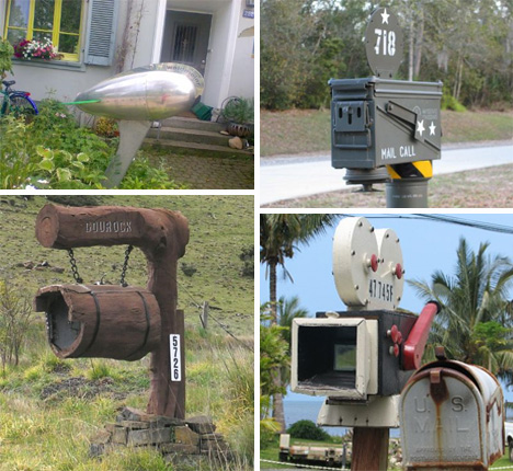 all - Mailbox Design Ideas