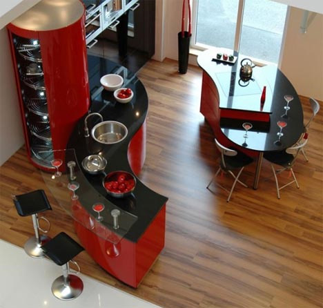 colorful-minimalist-kitchen-design