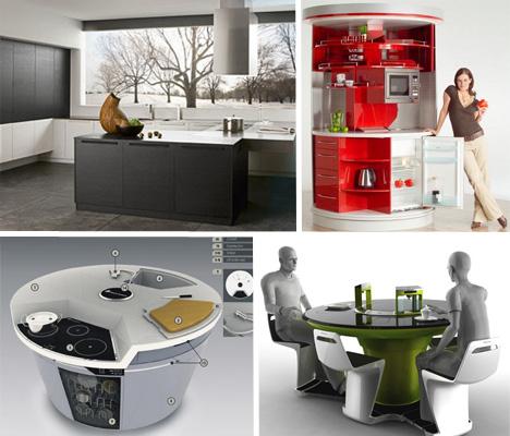 Planet Amusing: Livable Luxury: 14 Creative Kitchen Designs