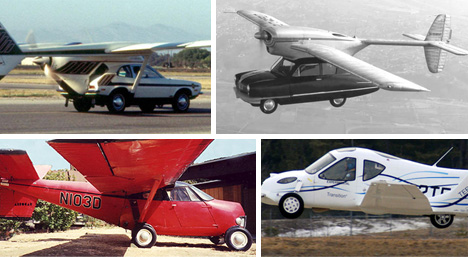 Drive the Friendly Skies: The History (and Future) of Flying Cars