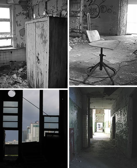 Enter & Die: 52 Photos Of A Poisonous, Abandoned Factory