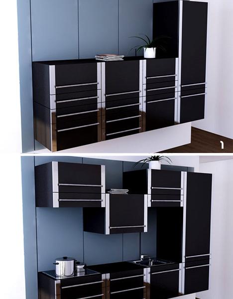 modular-modern-kitchen-cabinets