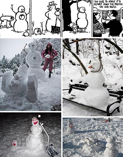 snowmanSLOWEDdownTraffic