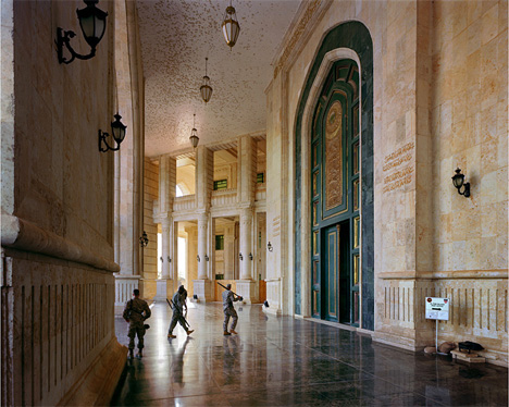 Saddam Hussein's Destroyed & Recycled Palaces (PICS ...
