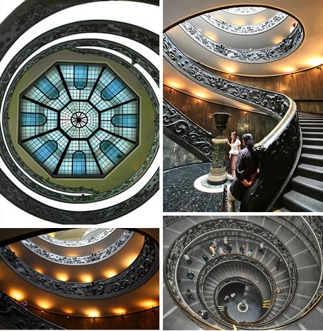 Architectural Art Photos Of 101 Dizzying Spiral