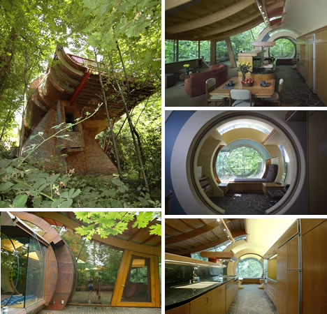 Architect Artist Magician Robert Harvey Oshatz Is All Of That And So Much More He The Organic Responsible For This Magnificent Home Up In