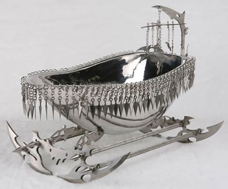 unusual baby furniture luxury twin cradle wtf wonder lethal luxury baby stuff that slices dices wonders