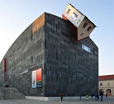 House Attack, Austria Gallery