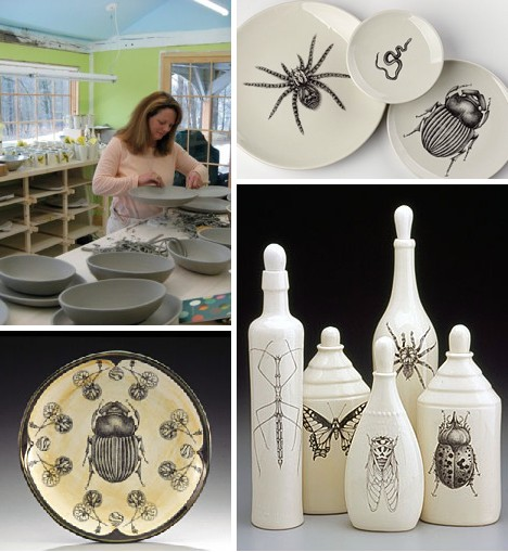 Ceramic Fantastic: The Victorian Vision Of Laura Zindel