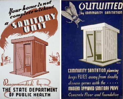Outstanding In Their Field 10 Outrageous Outhouses Urbanist