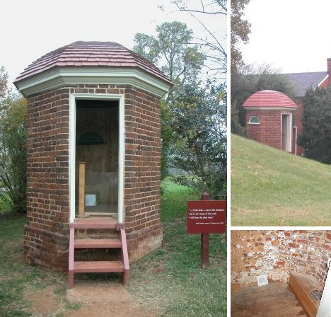amazing outhouse plans. Thomas Jefferson s Outhouse Outstanding in Their Field  10 Outrageous Outhouses Urbanist