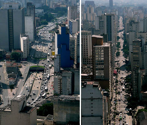 'Clean City': São Paulo Scrubbed of Outdoor Ads