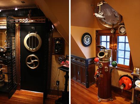 15 high dollar hacks steampunk home hacks vehicle mods urbanist. Black Bedroom Furniture Sets. Home Design Ideas