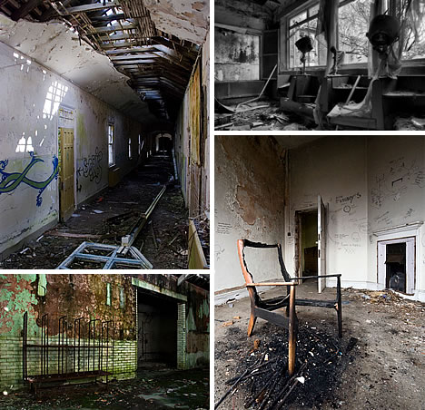 33-Photo Tribute: RIP Abandoned Hellingly Mental Asylum