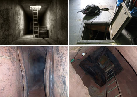 Hack This Eerie Abandoned Roof Trips Amp Tunnel Hacking