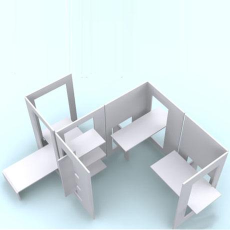 15 FlatPack Furniture Designs  Ideas for Saving Space  Urbanist