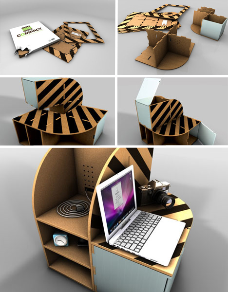 15 More Flat Pack Furniture Designs Ideas Wonders Of The World