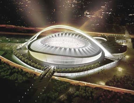 10 South African Stadium Designs 2010 Fifa World Cup