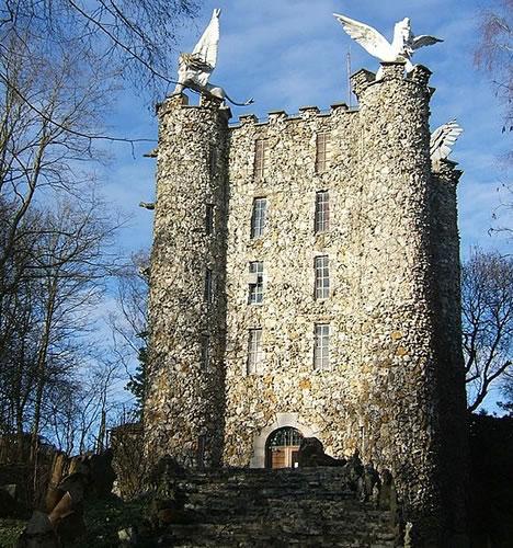 Tower Of Eben Ezer