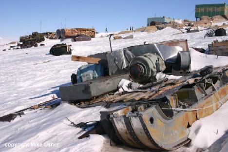 rovine base nazista antartide