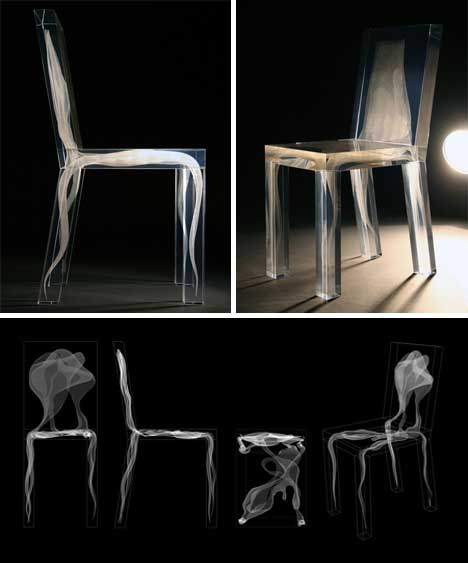 A Collection of Amazing Chair Designs