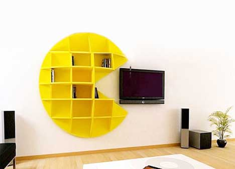 Unique Book Case 25 (more!) unique book shelving & storage solutions | urbanist