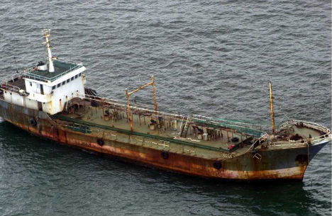 Real Ghost Ships: 10 Mysterious Abandoned Sea Vessels ...