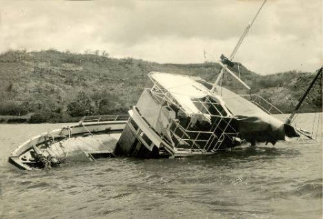 Real Ghost Ships: 10 Mysterious Abandoned Sea Vessels