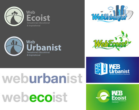 Radical Redesigns: 42 Creative Logo Contest Design Ideas | Urbanist