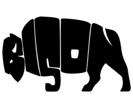 Bison logo - photo#20