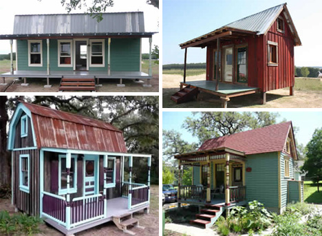 Shrink Your Footprint: 10 Little Examples Of Tiny Houses | Urbanist