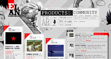 Super Sketchy: 15 Beautiful Hand Drawn Websites