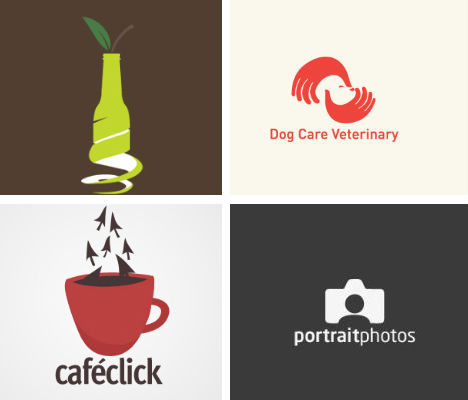 logo design, brand development and graphic design